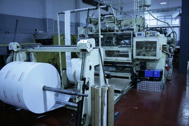 Newlong 148t 546th Shoping Bags Machine Carrier