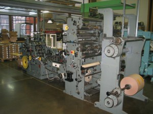 paper bags machine Windmoller & Holscher Triumph 1