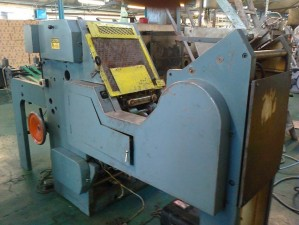 flat handle machine   Windmöller & Hölscher - flat handle machine  Type : T 1441