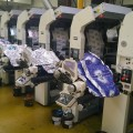 flexo printer 283 COMCO Proglide MP 8