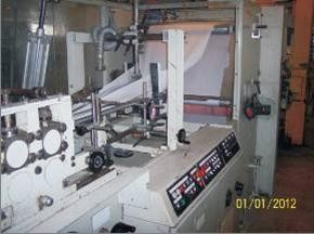 flate bags maschine Holweg RS26 Flat paper bag machine