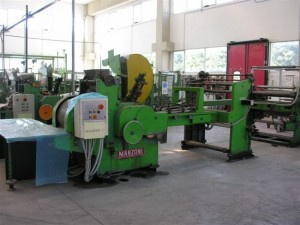 bag machine Manzoni Seriana